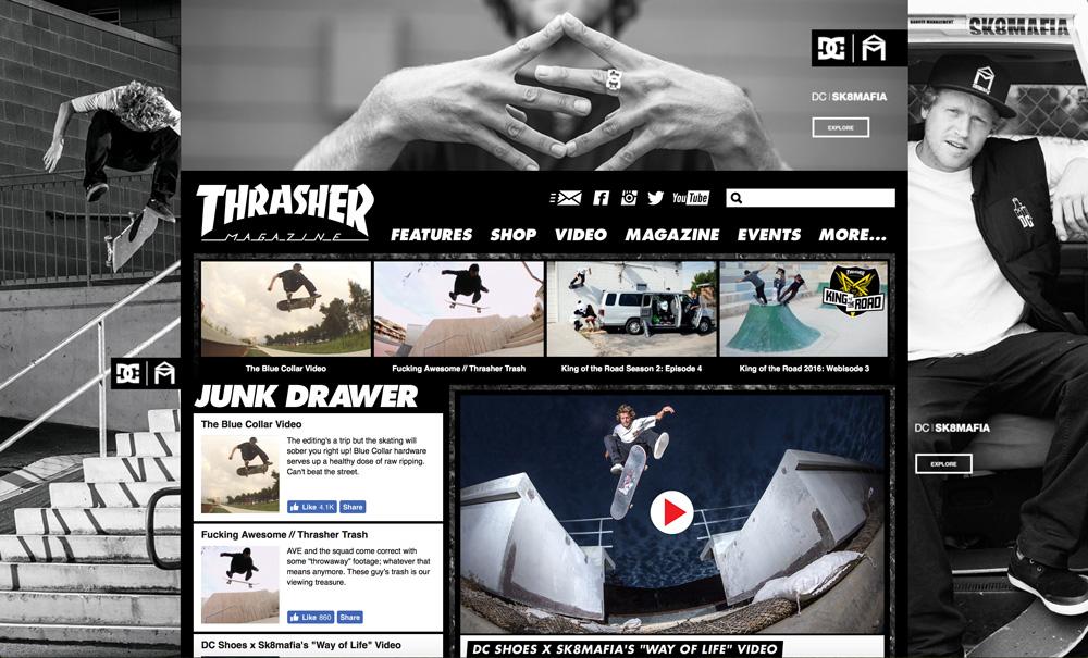 THRASHER MAGAZINEスラッシャー公式サイト