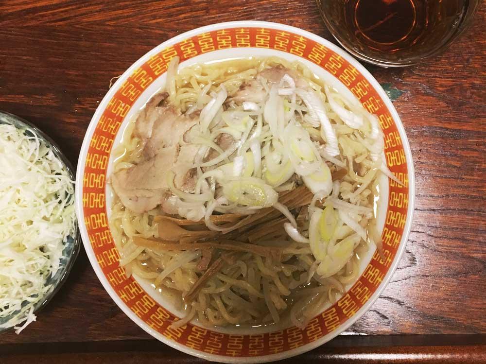 宅麺.comの琴平荘の味噌そばを自宅で作ってみた!完成!