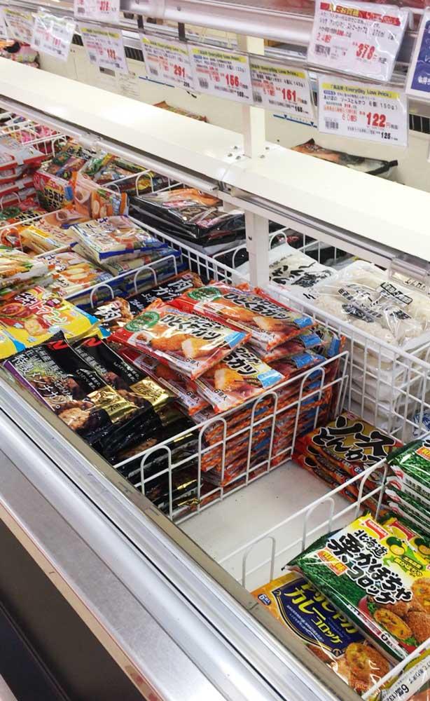オーケーストアの冷凍食品